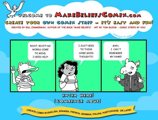 Crea dei fumetti gratis direttamente online
