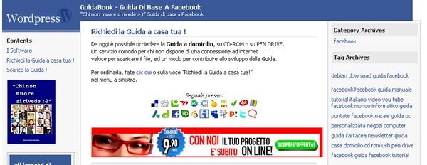 Guida gratuita per Facebook