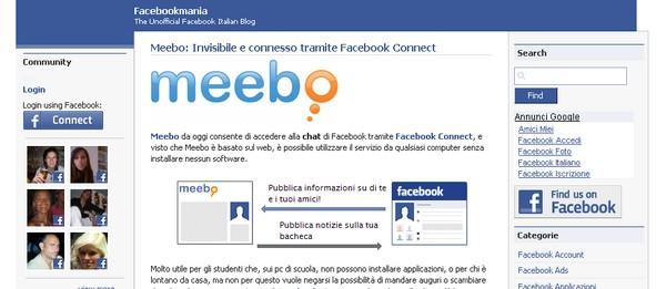 Guida per Facebook