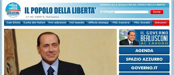 Partiti politici italiani: Il Popolo della Libertà