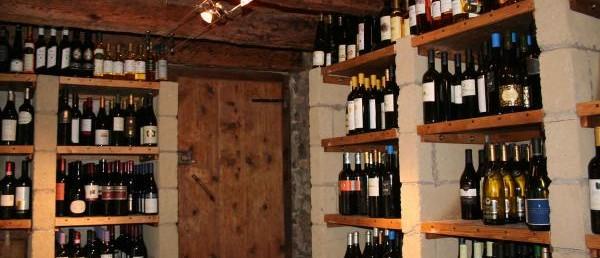 Vini di qualità alla Tavernetta all'Androna