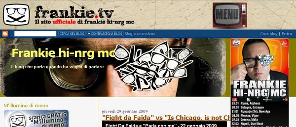 Cantanti italiani: Frankie HI NRG