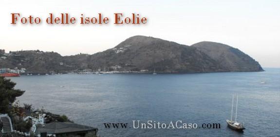 Le più belle foto delle isole Lipari