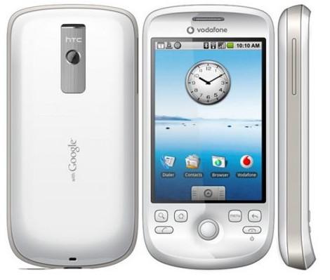 Il G-phone in vendita con Vodafone