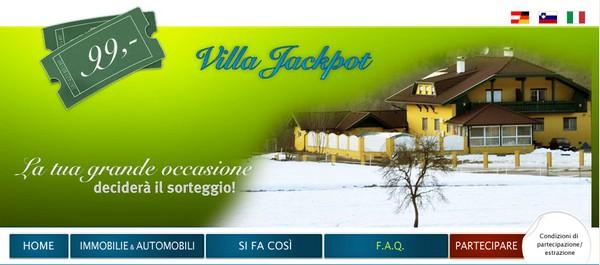 Vincete una bella villa in Carinzia (Austria) con un soli 99 euro!
