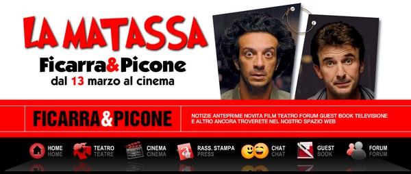 Il nuovo film di Ficarra e Picone: La Matassa