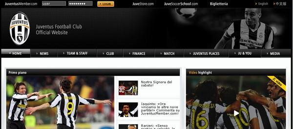 Squadre di serie A: La Juventus