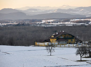 La villa in palio (Carinzia - Austria)