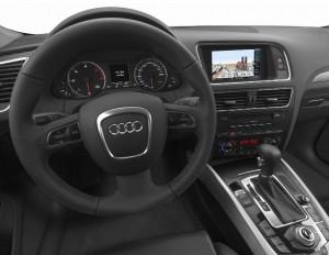 Audi Q5 -interni - clicca sulla foto per ingrandirla
