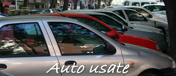 auto usate in