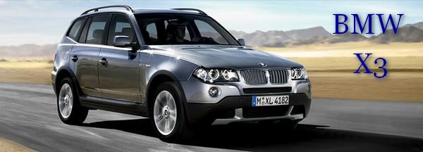 """Il """"piccolo-grande"""" SUV BMW: X3"""