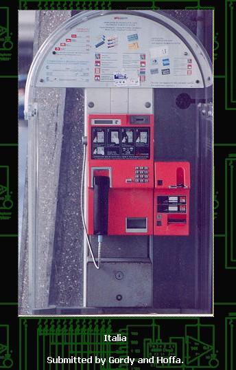 cabine telefoniche nel mondo - Cabina Telefonica