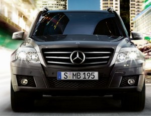 Nuova Mercedes GLK - clicca sulla foto per ingrandirla