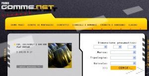 Vendita di pneumatici su PromoGomme.net