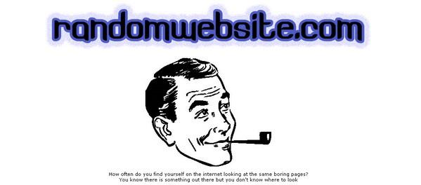 Migliaia di siti a caso su RandomWebsite.com