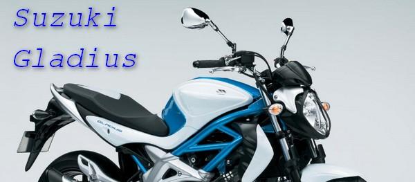 La nuova Suzuki Gladius
