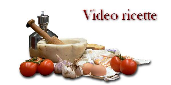 Tanti video di ricette on line