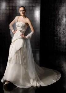 Abito da sposa Fabio Gritti - collezione 2009-2010 - clicca sulla foto per ingrandirla