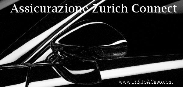 Assicurazione rca con Zurich Connect