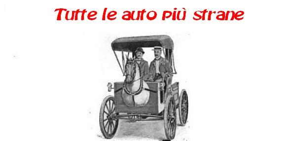 Le auto più strane della storia su Repubblica.it