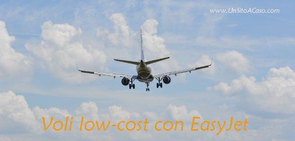 Voli economici con EasyJet