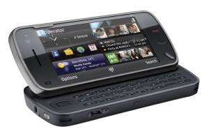 L'eleganza del Nokia N97 nero