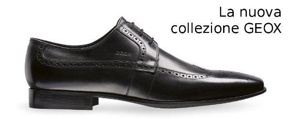 Geox lancia la collezione di calzature 2009-2010