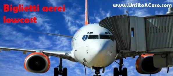 Biglietti aerei a basso prezzo con Ryanair
