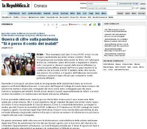 Le news sull'influenza su Repubblica.it