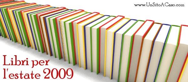 Quali libri comprare in estate?