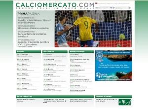 Le novità del calciomercato italiano su Calciomercato.com