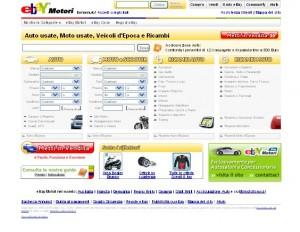 Tante auto e moto usate su Ebay