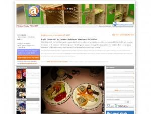 I pasti offerti dalle compagnie aeree di tutto il mondo su AirlinesMeals.net