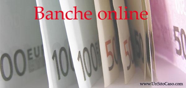 Risparmiare con un conto corrente online