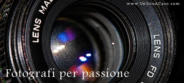 Fotografi per passione