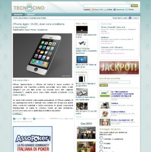 News tecnologiche su Tecnocino.it