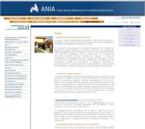 I consigli dell'ANIA per le polizze casa