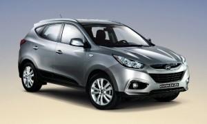 L'atteso nuovo SUV Hyundai: IX35