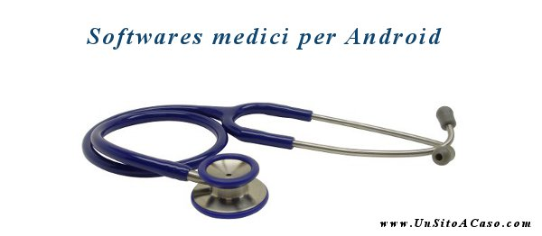 Softwares medici per cellulari Android