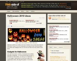 Originali idee per Halloween 2010