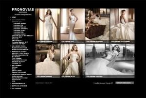 Abiti da sposa Pronovias 2011