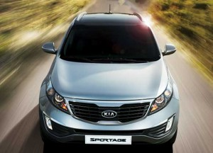 La nuova versione del SUV Kia Sportage