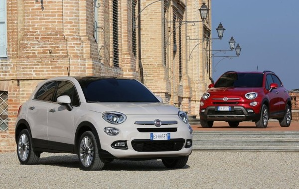 Fiat 500X Lounge e Cross