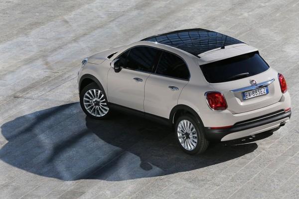 Fiat 500X Lounge