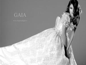 """abiti da sposa """"Le spose di Gaia"""""""