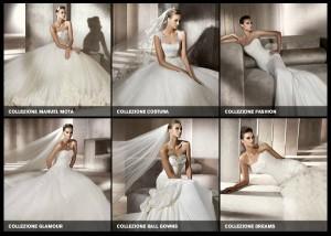 Collezione di abiti da sposa Pronovias 2012