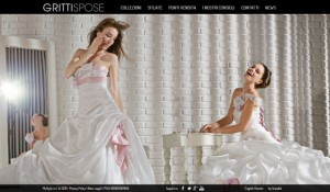 Abiti Gritti Spose 2013