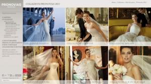 Abiti da sposa Pronovias - collezioni 2013