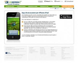 Confrontare le assicurazioni su iPad e iPhone