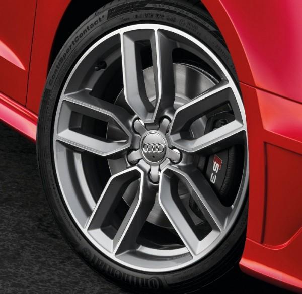 Audi S3 - cerchi in lega
